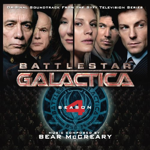 Bear McCreary Dreilide Thrace Sonata No. 1 cover art