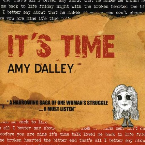 Amy Dalley Men Don't Change cover art