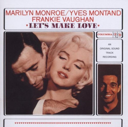 Marilyn Monroe I Wanna Be Loved By You cover art