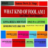 What Kind Of Fool Am I sheet music by Sammy Davis Jr.