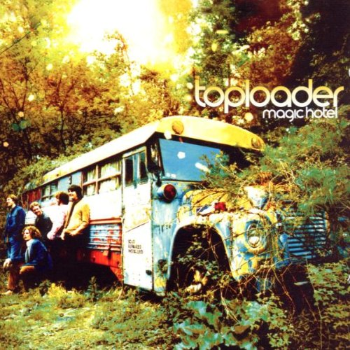 Toploader Only Desire cover art