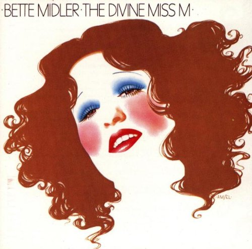 Bette Midler Friends cover art