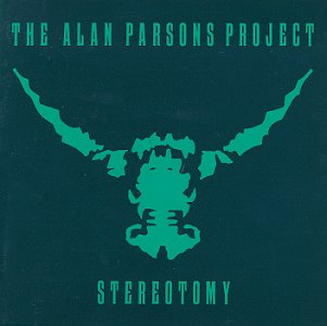 The Alan Parsons Project Stereotomy cover art