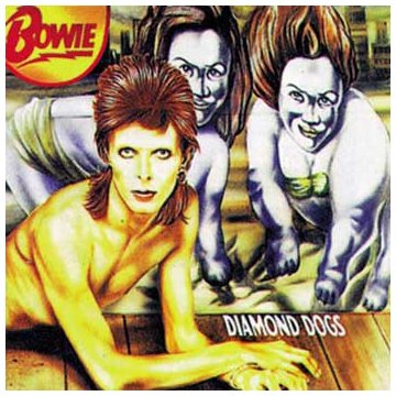 David Bowie 1984 cover art