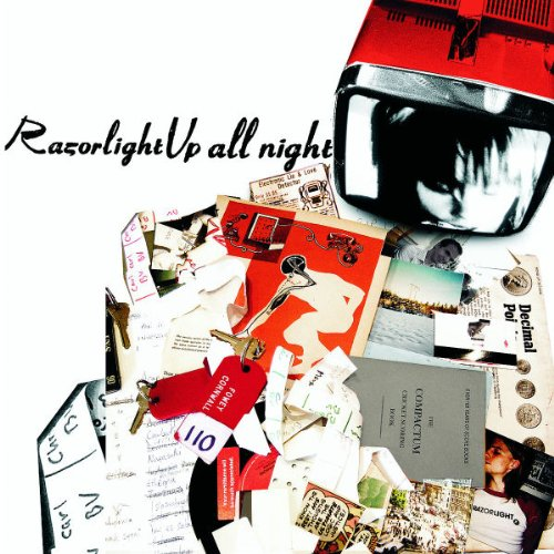 Razorlight Rock 'n' Roll Lies cover art