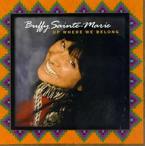 Buffy Sainte-Marie The Universal Soldier cover art