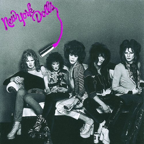 The New York Dolls Personality Crisis cover art