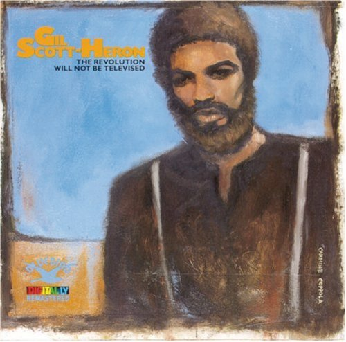 Gil Scott-Heron Lady Day And John Coltrane cover art
