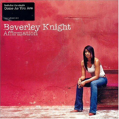Beverley Knight First Time cover art