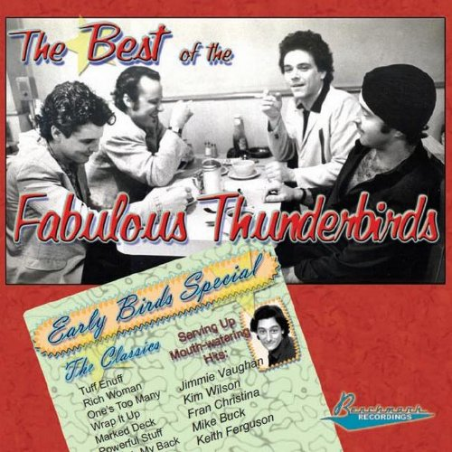 Fabulous Thunderbirds Walkin' To My Baby (Walkin' With My Baby) cover art