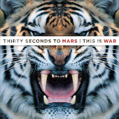 30 Seconds To Mars Kings And Queens cover art