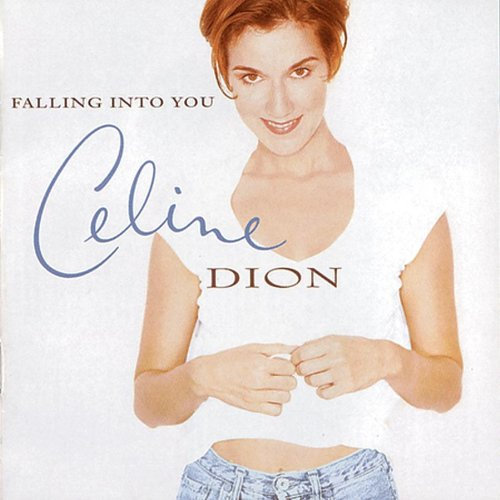 Celine Dion All By Myself cover art