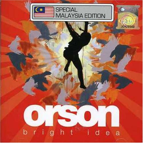 Orson Save The World cover art