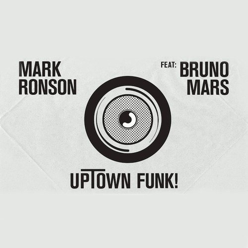 Mark Ronson ft. Bruno Mars Uptown Funk cover art