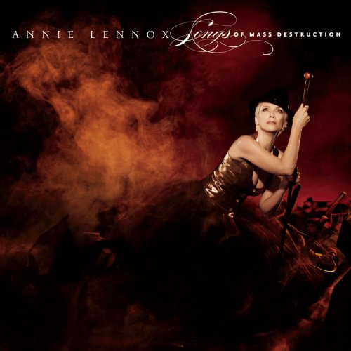Annie Lennox Dark Road cover art
