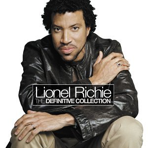 Lionel Richie Dancing On The Ceiling cover art