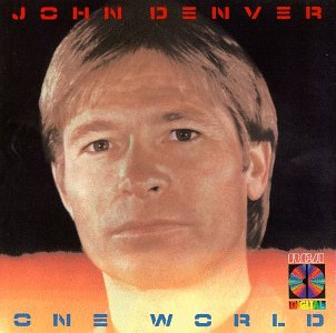 John Denver Flying For Me cover art