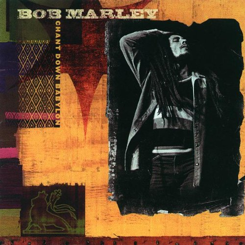 Bob Marley No More Trouble cover art