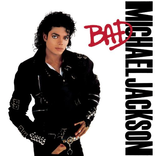 Michael Jackson Bad cover art