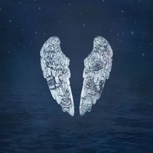 Coldplay Magic cover art