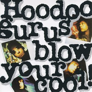 Hoodoo Gurus What's My Scene cover art