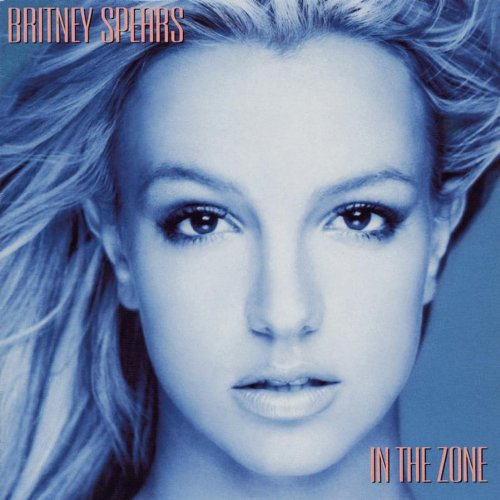 Britney Spears Toxic l'art de couverture