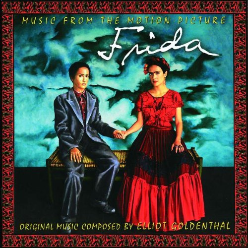 Elliot Goldenthal The Floating Bed (from Frida) cover art