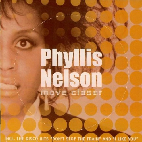 Phyllis Nelson Move Closer cover art