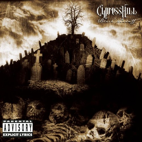 Cypress Hill Insane In The Brain cover art