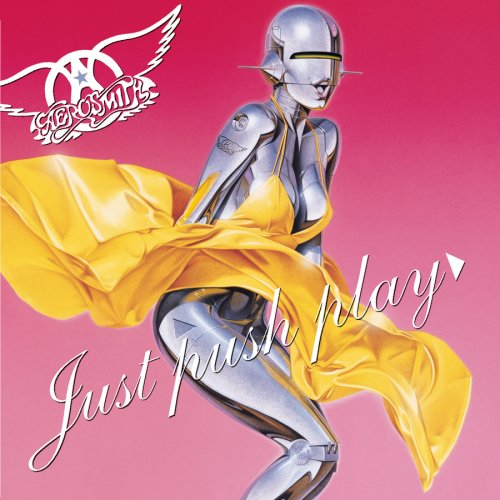 Aerosmith Just Push Play cover art