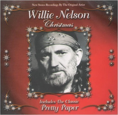 Willie Nelson Pretty Paper cover art
