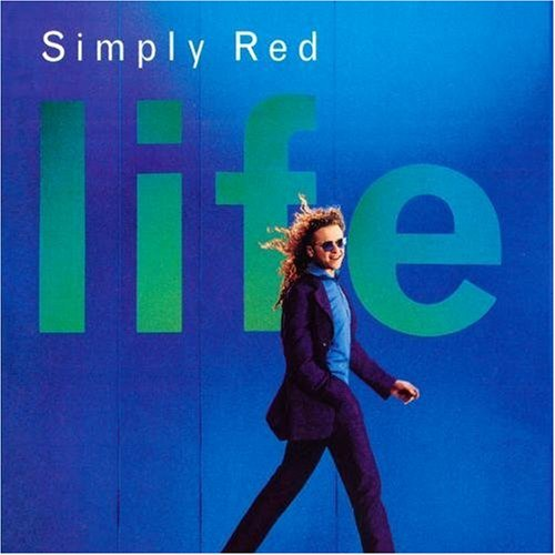 Simply Red Fairground cover art