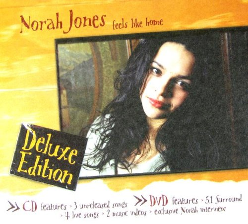 Norah Jones Creepin' In cover art