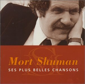 Mort Shuman L'Accordeon Naufrageur cover art