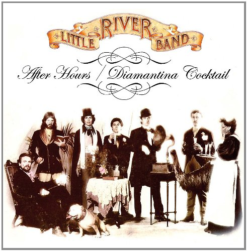 The Little River Band Happy Anniversary cover art
