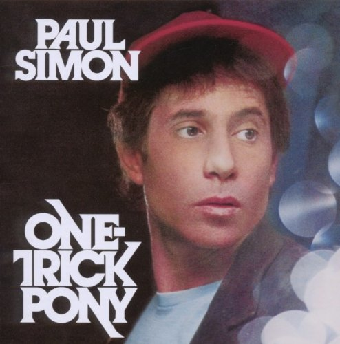 Paul Simon One-Trick Pony cover art