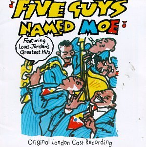 Louis Jordan Push Ka Pi Shee Pie (from Five Guys Named Moe) cover art
