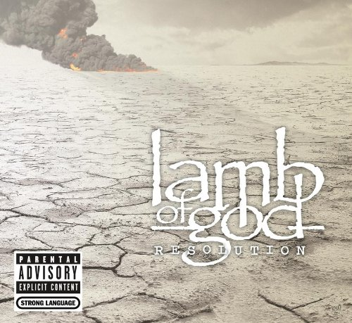 Lamb of God Straight For The Sun cover art