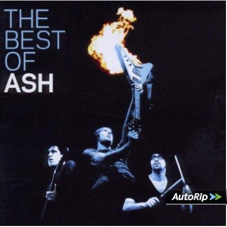 Ash Burn Baby Burn cover art
