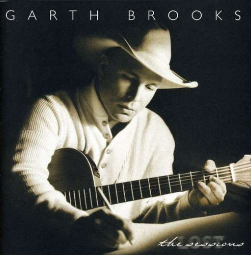 Garth Brooks Good Ride Cowboy cover art