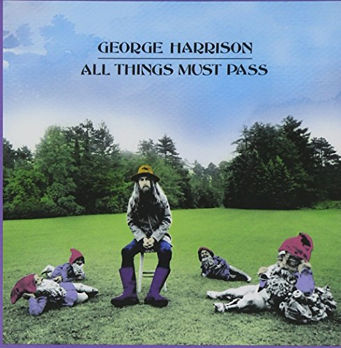 George Harrison Wah-wah cover art