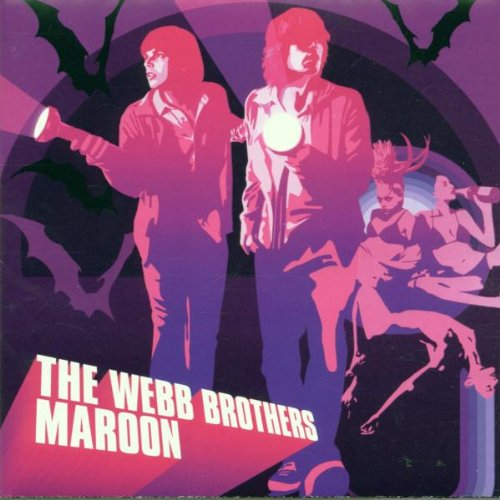 The Webb Brothers The Liar's Club cover art