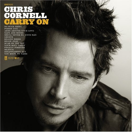 Chris Cornell You Know My Name (theme from James Bond: Casino Royale) cover art