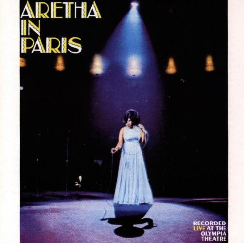 Aretha Franklin Baby, I Love You cover art