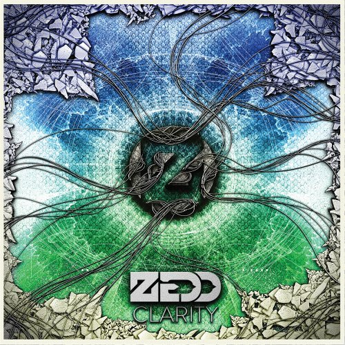 Zedd Clarity cover art