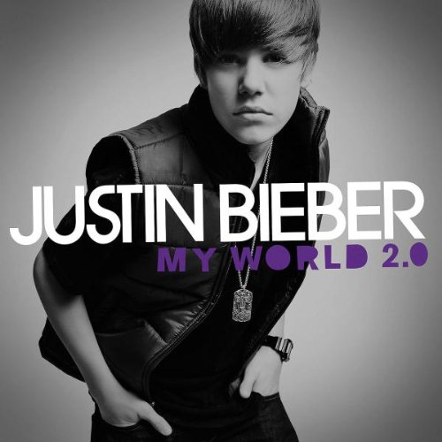 Justin Bieber Down To Earth cover art