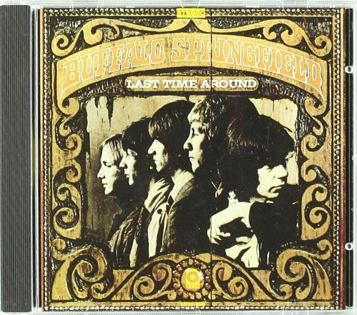 Buffalo Springfield Kind Woman cover art