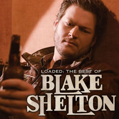 Blake Shelton All Over Me cover art