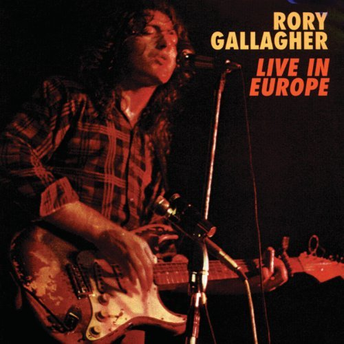 Rory Gallagher Going To My Home Town cover art