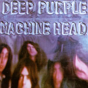 Deep Purple Smoke On The Water arte de la cubierta